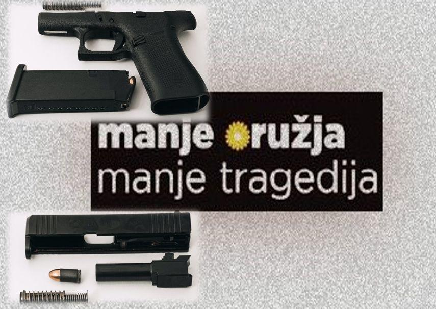 PU bjelovarsko-bilogorska: Na proslavi dočeka Nove godine vatrenim oružjem ozlijeđen 25-godišnjak