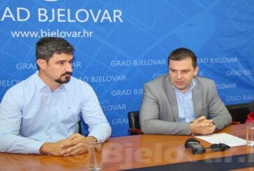 Gradonačelnik Hrebak: Grad Bjelovar je pomogao riješiti financijske probleme ŽENSKOG RUKOMETNOG KLUBA