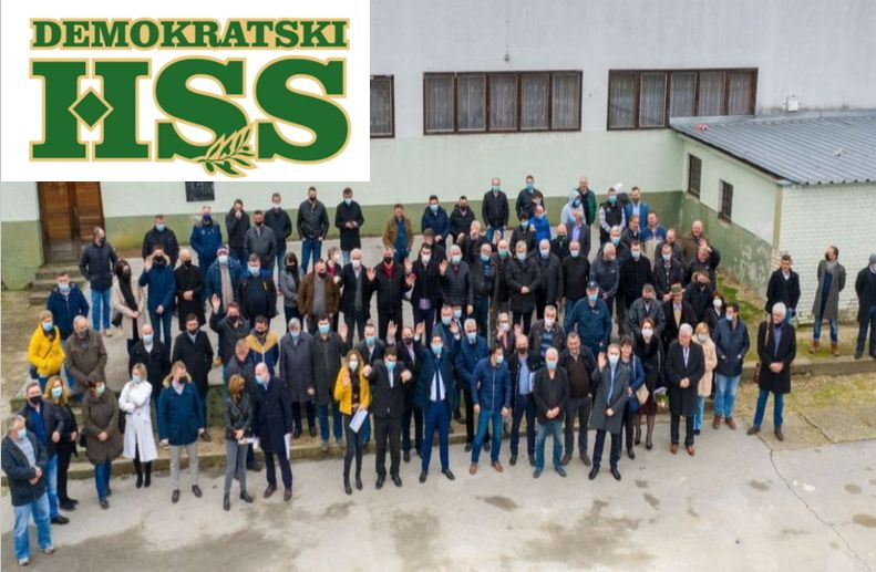 Osnovana nova politička stranka Demokratski HSS - bjelovar.info
