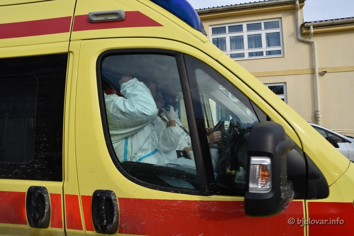 10 novozaraženih osoba u našoj županiji, na respiratoru tri pacijenta