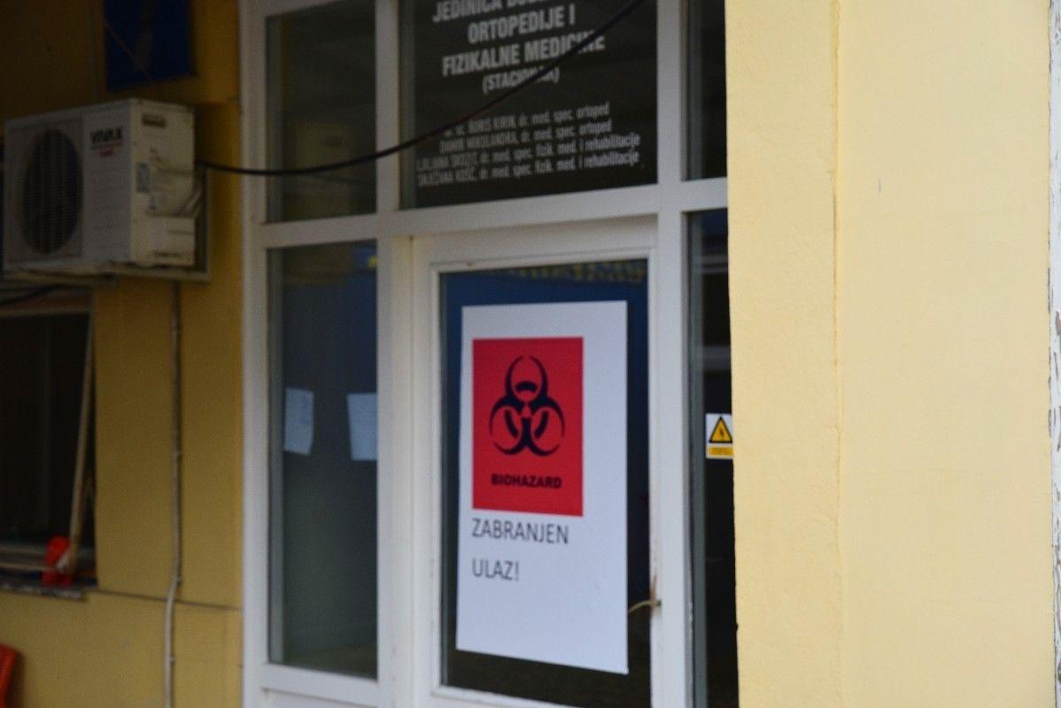 Osam novozaraženih osoba u Bjelovarsko-bilogorsko županiji