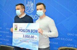 Miran Maričić odlazi na Olimpijske igre u Tokio 2021. – Gradonačelnik Hrebak upriličio prijem za našeg uspješnog sportaša