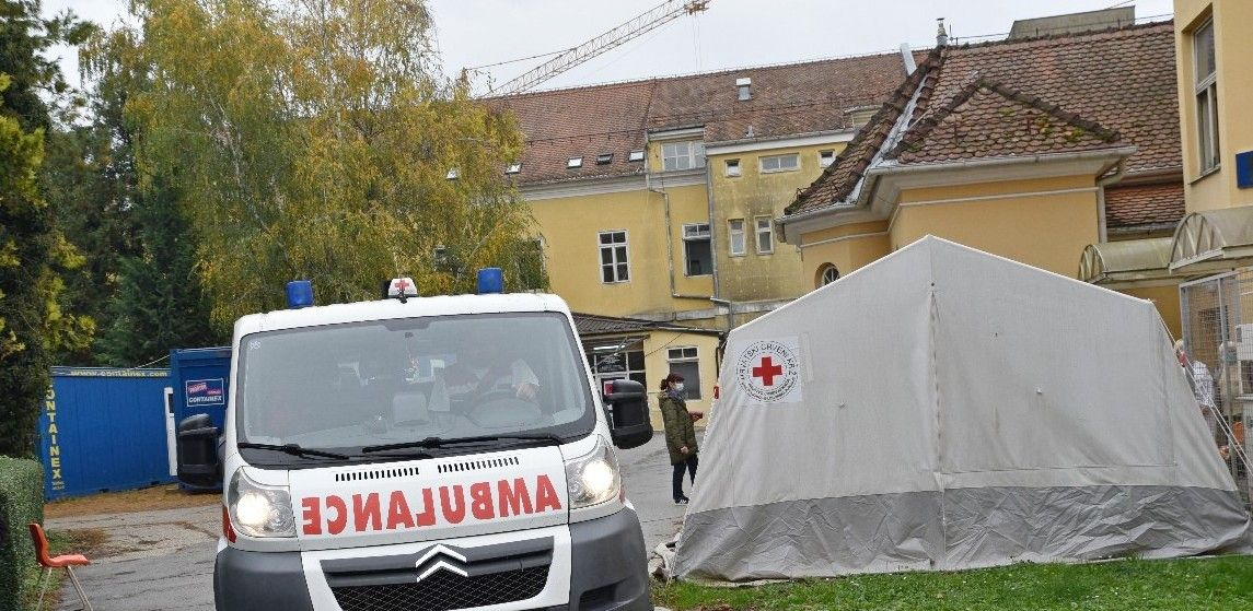 33 novozaražene osobe u Bjelovarsko-bilogorskoj županiji