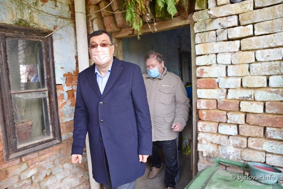 Potres na Banovini uništio kuće i na području naše županije: Župan Bajs proglasio prirodnu nepogodu