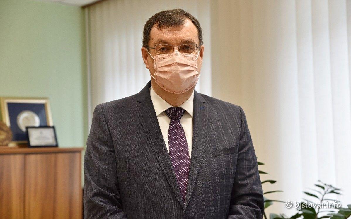 RAZGOVOR S POVODOM: Damir Bajs kao župan i Bjelovarčanin o najvećim ulaganjima u povijesti grada Bjelovara od kojih se ističe gradnja nove zgrade Opće bolnice Bjelovar
