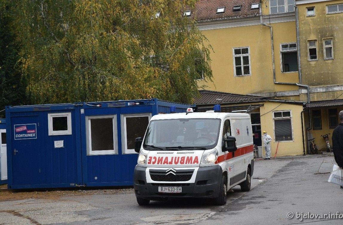 Županija u zadnja tri dana bilježi manji broj zaraženih osoba koronavirusom