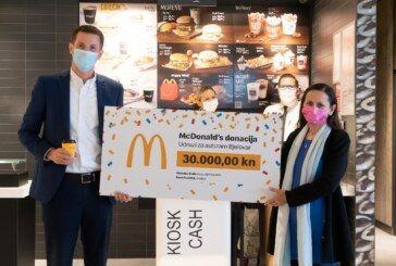 Bjelovar 15. grad u Hrvatskoj u kojem je otvoren McDonald's – Narudžbe su dostupne na McDriveu i putem usluge McWalk