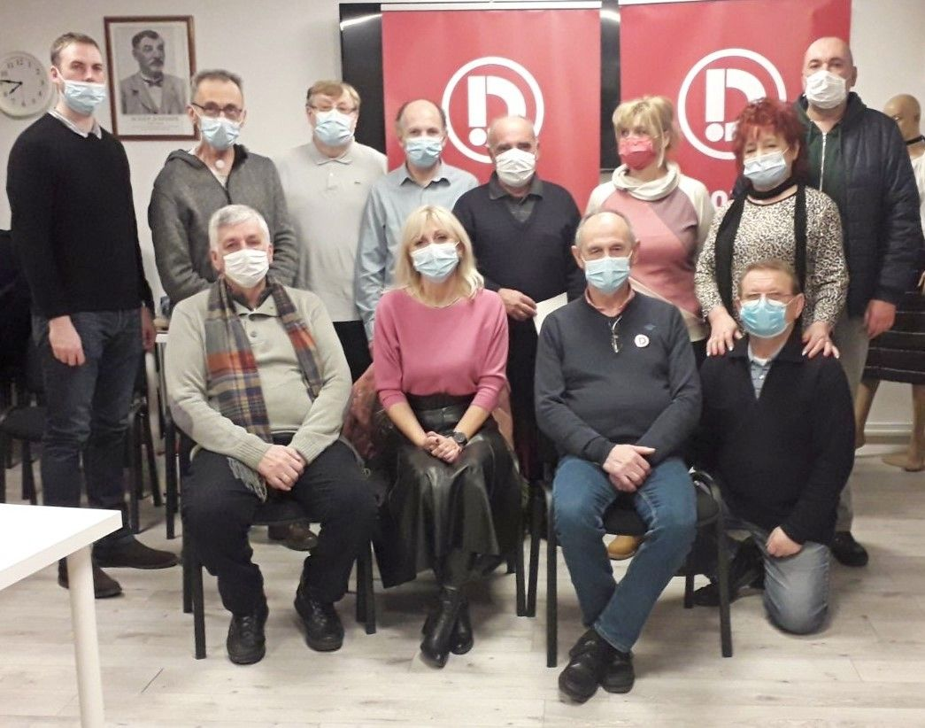 DEMOKRATI se šire: Osnovana podružnica u Daruvaru, na čelu Duško Medaković