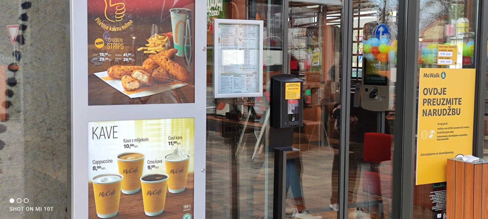 McDonald's 10