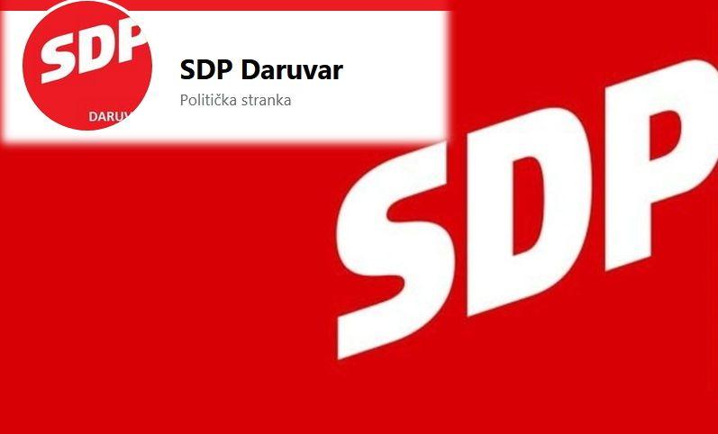 Nešto čudno se događa u SDP-u? Daruvarski predsjednik podnio ostavku, za vršitelja dužnosti izabran potpredsjednik Igor Jareš
