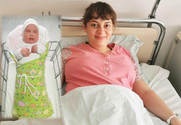 (FOTO) Županija i Grad dobili prvu stanovnicu u 2021. – Mala Franka prva novogodišnja beba