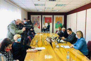 """ŽUPANIJA predložila 30 projekata za financiranje u okviru """"Mehanizma za oporavak i otpornost"""" vrijednih 610 milijuna kuna"""