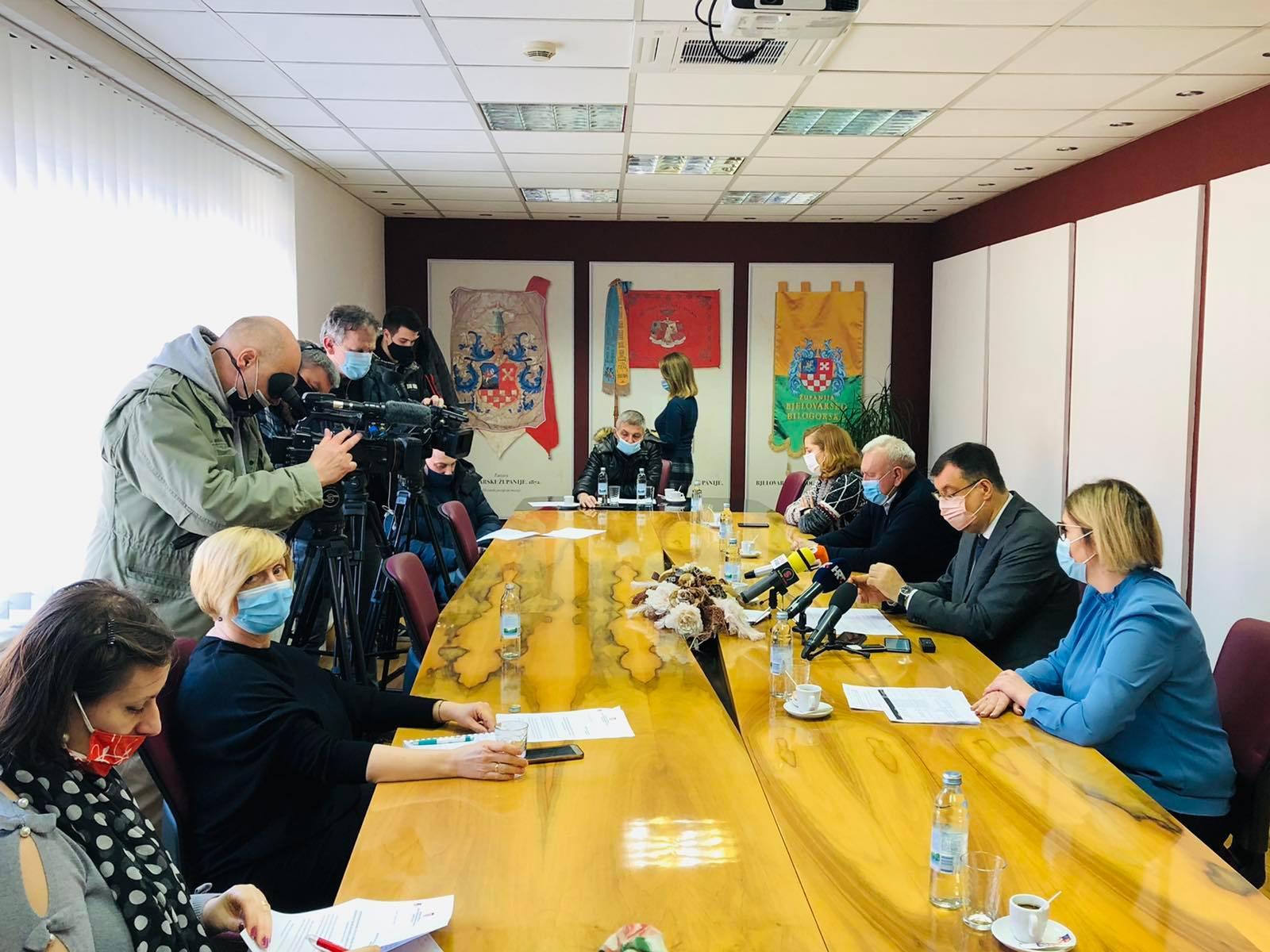 ŽUPANIJA predložila 30 projekata za financiranje u okviru
