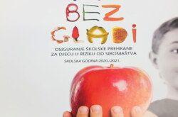 GRAD BJELOVAR nastavlja s projektom 'Djetinjstvo bez gladi'