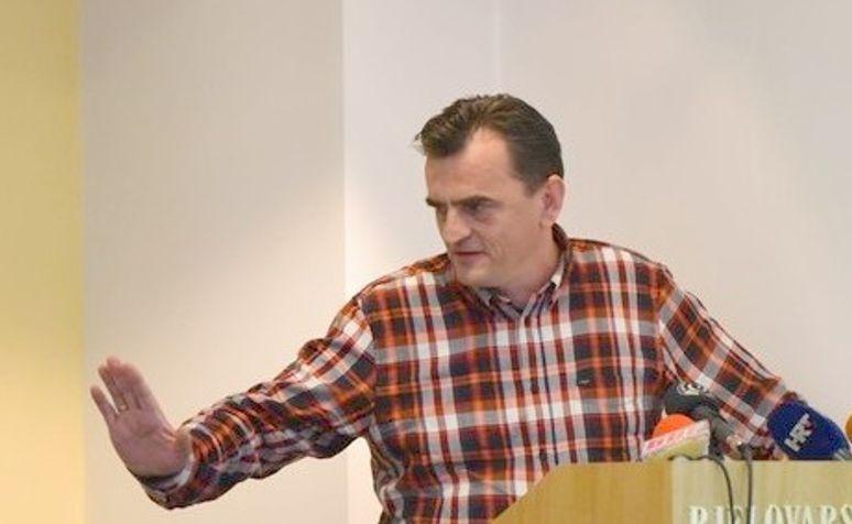 Bjelovarski HSS izbacio Ivana Beljana iz stranke - Beljan reagirao priopćenjem