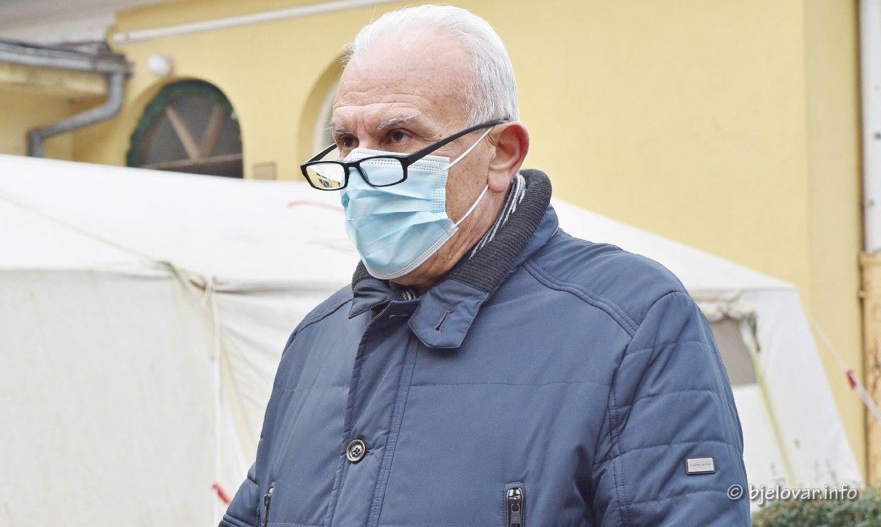 Danas je Svjetski dan bolesnika - Ravnatelj bjelovarske bolnice Ali Allouch: Molit ćemo za zdravlje naših bolesnika i medicinskih radnika