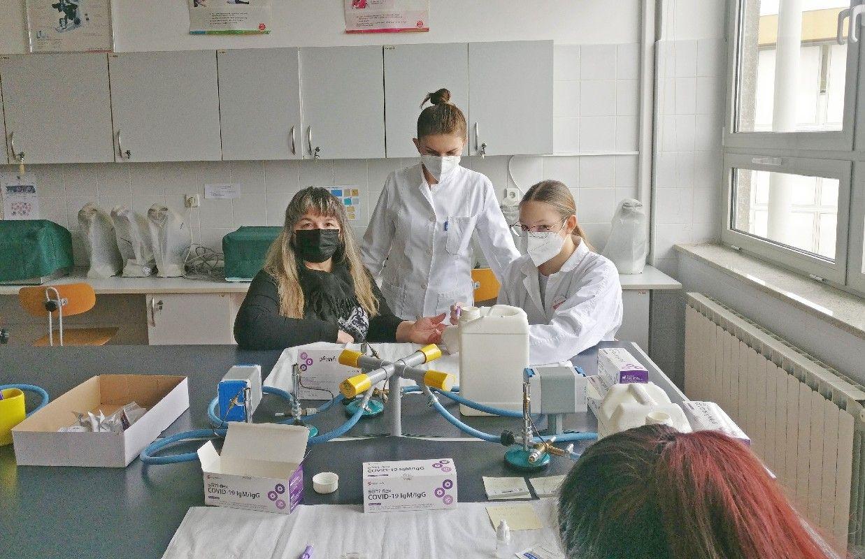 (FOTO) Medicinska škola Bjelovar obilježila Dan škole i Svjetski dan bolesnika