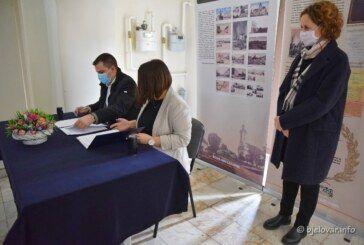 (FOTO) Korak po korak do rješenja prostora za Državni arhiv u Bjelovaru