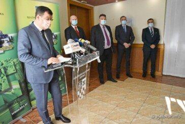 Pet župana ponovno na okupu u Bjelovarsko-bilogorskoj županiji: Spremni smo provesti velike razvojne regionalne projekte financirane iz EU