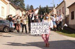 Reakcija protiv diskriminacije Udruge Impress:  SLOBODAN ULAZ ZA SVE!
