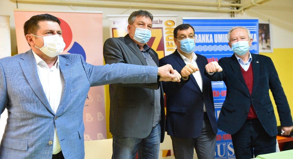 Širi se koalicija za lokalne izbore: Stranka Damir Bajs Nezavisna lista potpisala sporazum s Blokom umirovljenika zajedno