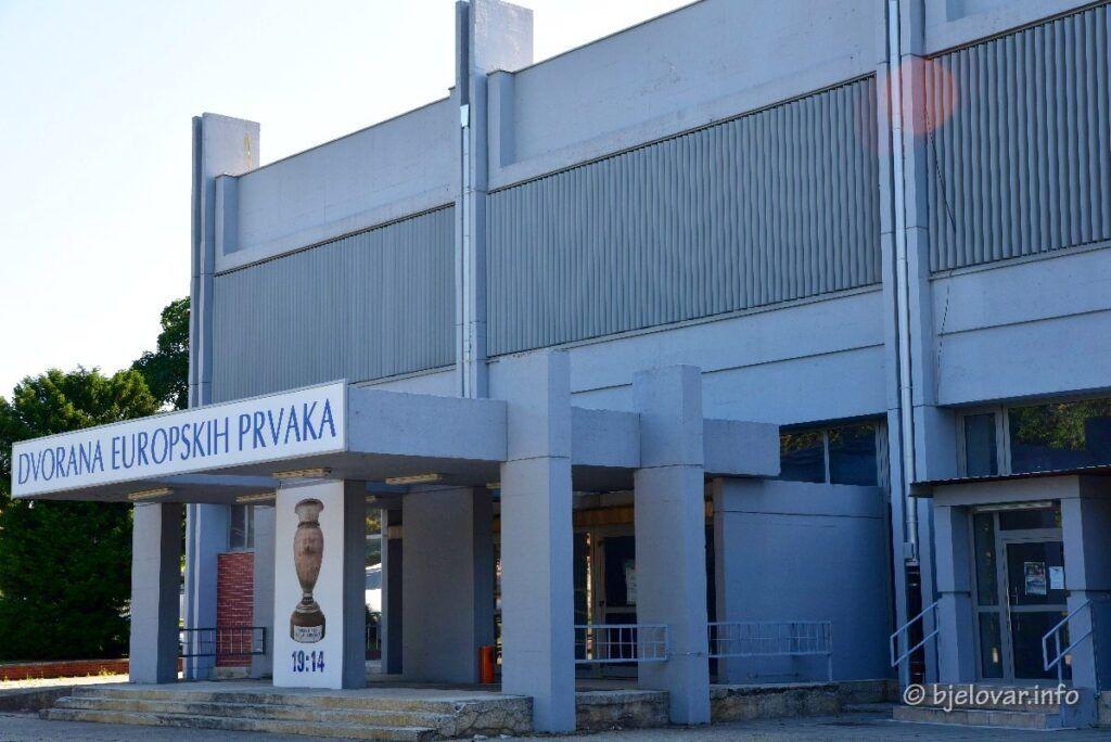Sutra kreće cijepljenje protiv koronavirusa - U bjelovarskoj Dvorani europskih prvaka organiziran punkt