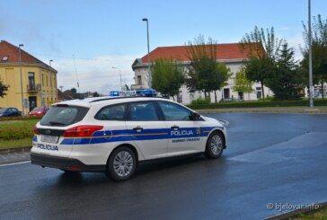 PU bjelovarsko-bilogorska: Vozači počinili 262 prometna prekršaja