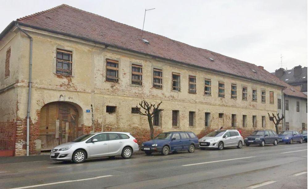Bjelovar-stare zgrade (2)