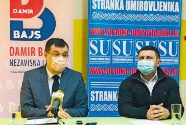 Damir Bajs Nezavisna lista i Stranka umirovljenika zajedno izlaze na lokalne izbore u Bjelovarsko-bilogorskoj županiji