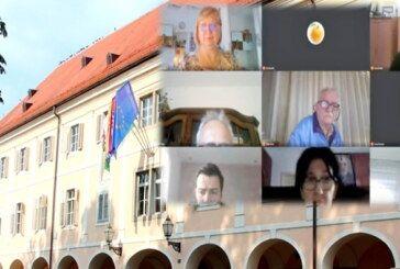 Aktualni sat o balkonima s kojih otpada žbuka, starim zgradama te projektima Grada Bjelovara