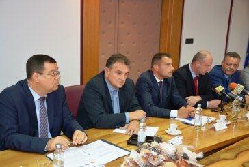Danas sastanak pet župana – Sve spremno za potpisivanje razvojnog sporazuma vrijednog oko 10 milijardi kuna
