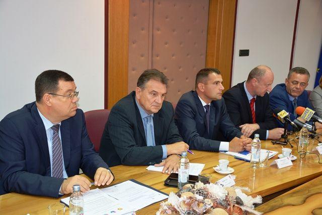 Danas sastanak pet župana - Sve spremno za potpisivanje razvojnog sporazuma vrijednog oko 10 milijardi kuna