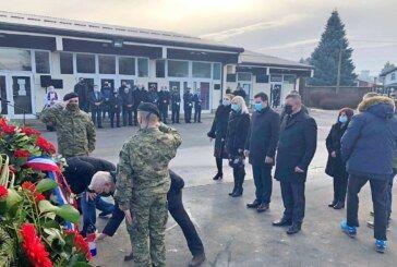 (FOTO) Obilježena 29. obljetnica ukopa hrvatskih branitelja poginulih u Kusonjama – bjelovar.info