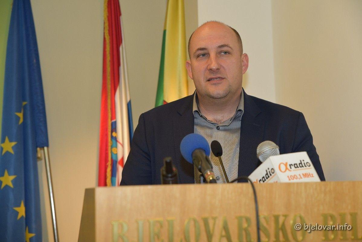 Vladimir Bilek: Župan Damir Bajs i dalje ima moju potporu i zahvala za sve što čini za grad Daruvar