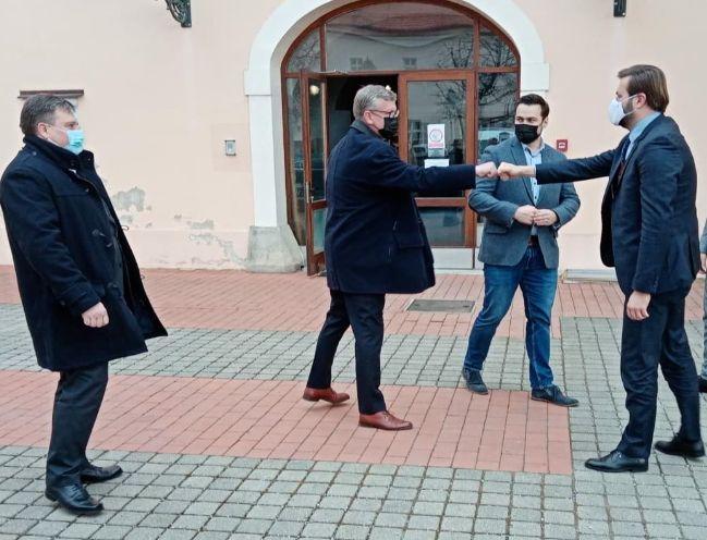Bjelovarski HDZ: Podrška ministra Ćorića kandidatu za gradonačelnika Bišćanu