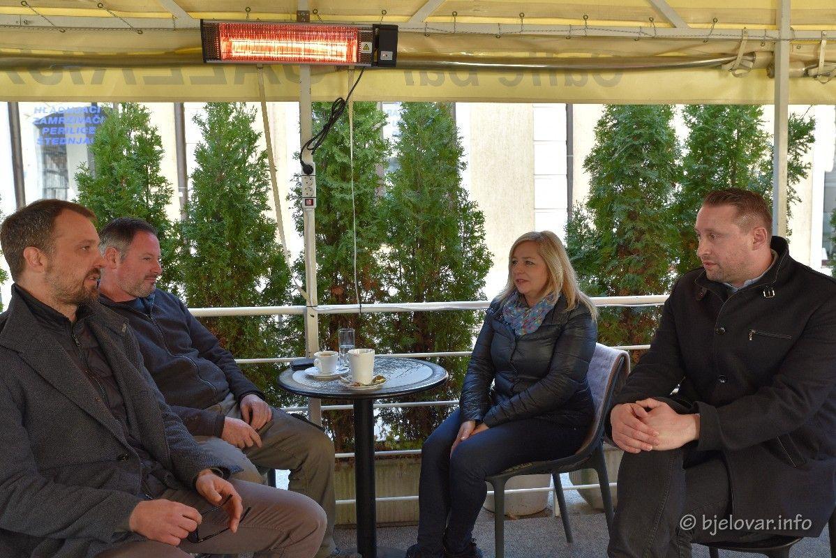 Grad Bjelovar nastavlja s mjerama pomoći prema gospodarstvenicima