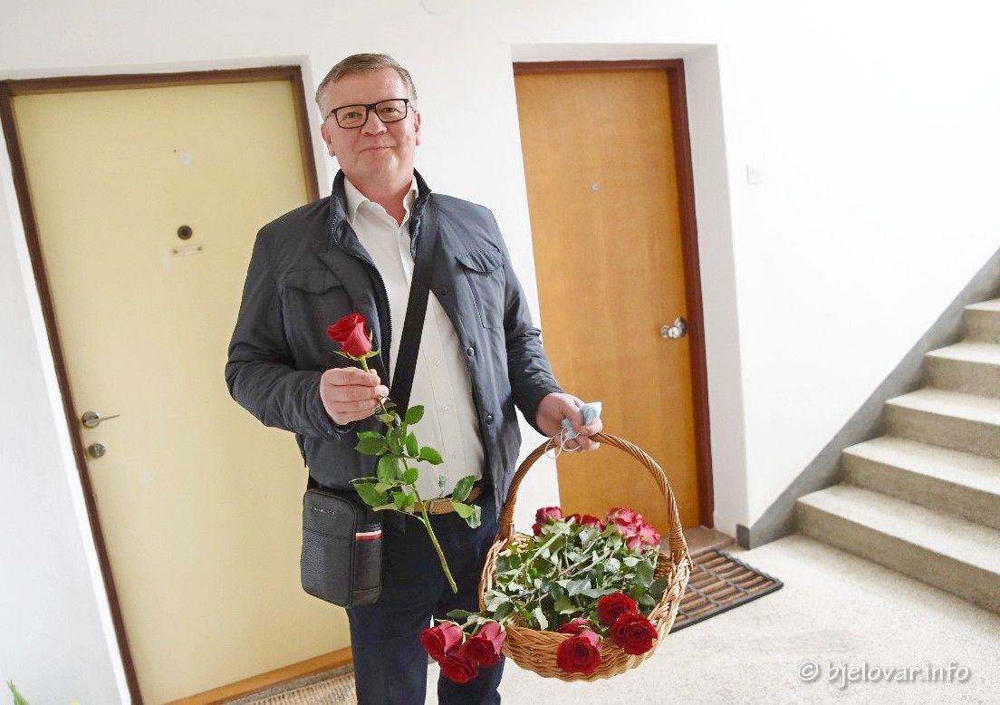 HDZ-ov kandidat za gradonačelnika Bjelovara Zoran Bišćan uputio čestitku u povodu Međunarodnog dana žena