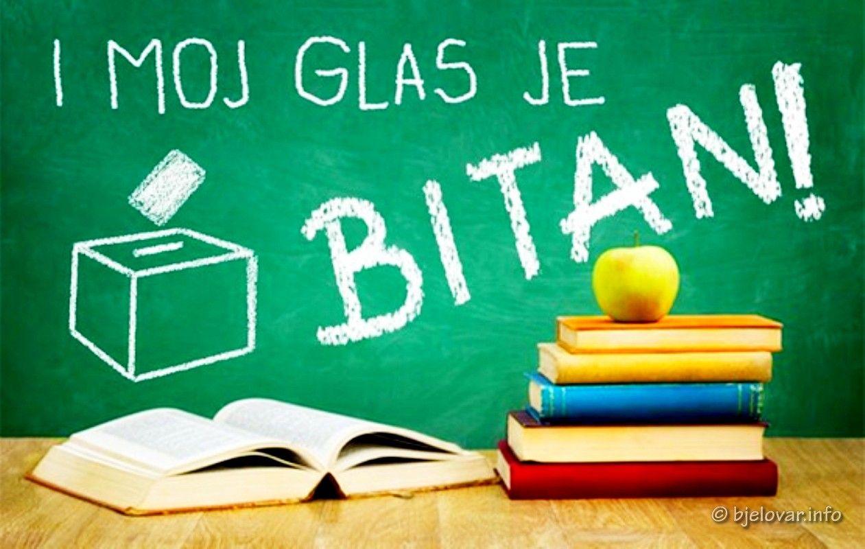 Projekt 'I MOJ GLAS JE BITAN' u Komercijalnoj i trgovačkoj školi Bjelovar