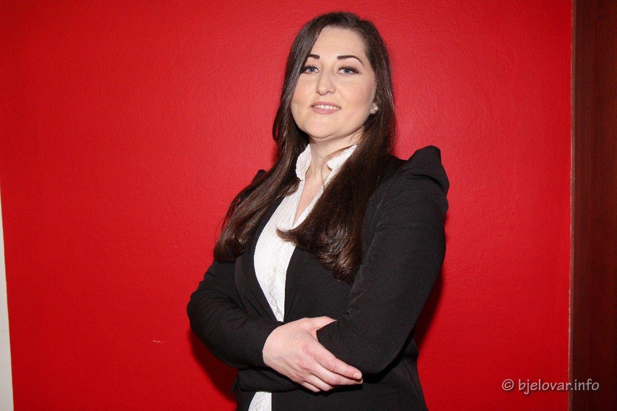 SDP ima svoju kandidatkinju za gradonačelnicu Bjelovara - U utrku ide Antoneta Đokić