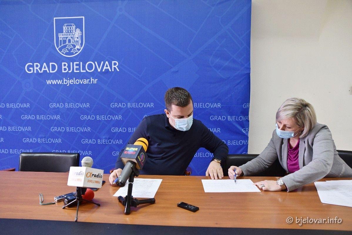Gradonačelnik Hrebak: Odgovorno tvrdim da Grad Bjelovar nije zadužen, već izuzetno stabilan