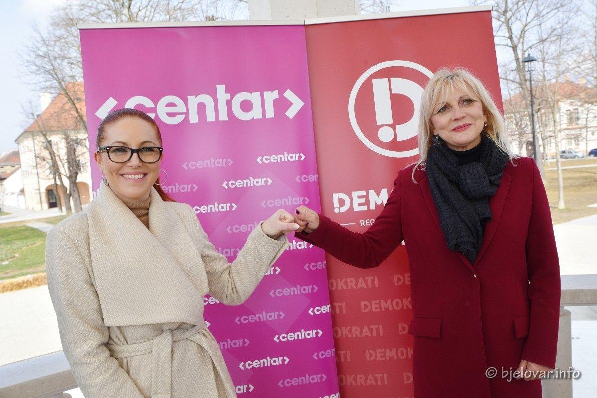 BJELOVAR - Centar i Demokrati zajedno izlaze na lokalne izbore