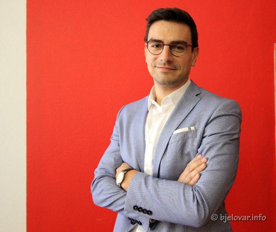 SDP-ov kandidat za gradonačelnika Slaven Đurđević: Grad Garešnica je svjetlosnim godinama daleko od transparentnosti