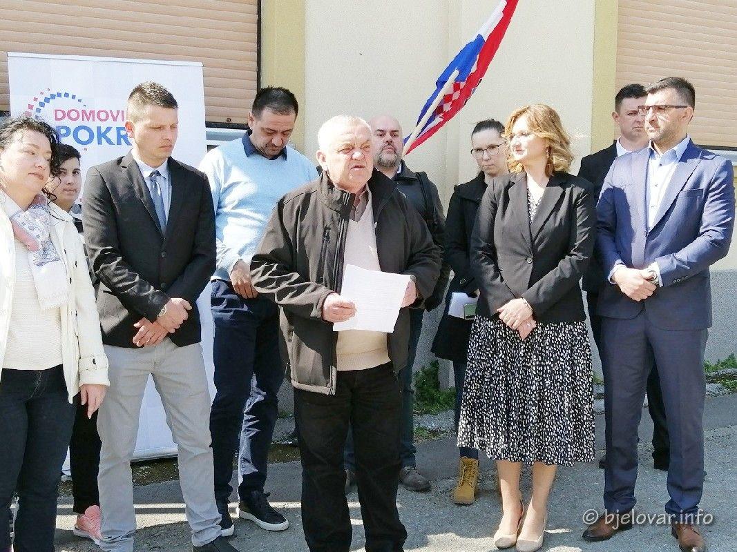 U utrku za gradonačelnika Grubišnog Polja ide Zlatko Biondić kandidat Domovinskog pokreta
