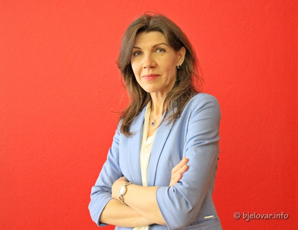 (IZBORNI PROGRAM) SDP-ova kandidatkinja za županicu Sandra Frčo: Dom za starije u svakom gradu županije