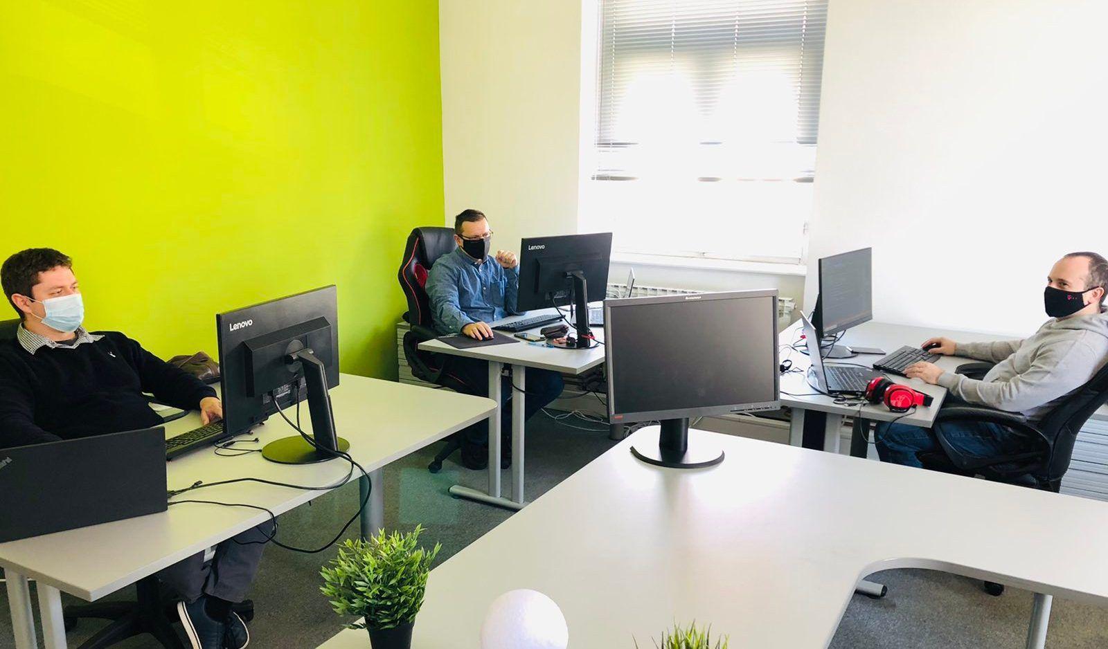 Gradonačelnik Hrebak: Osiguran novi prostor za 13 start-up tvrtki - IT zajednica u Bjelovaru bit će stup bjelovarskog gospodarstva