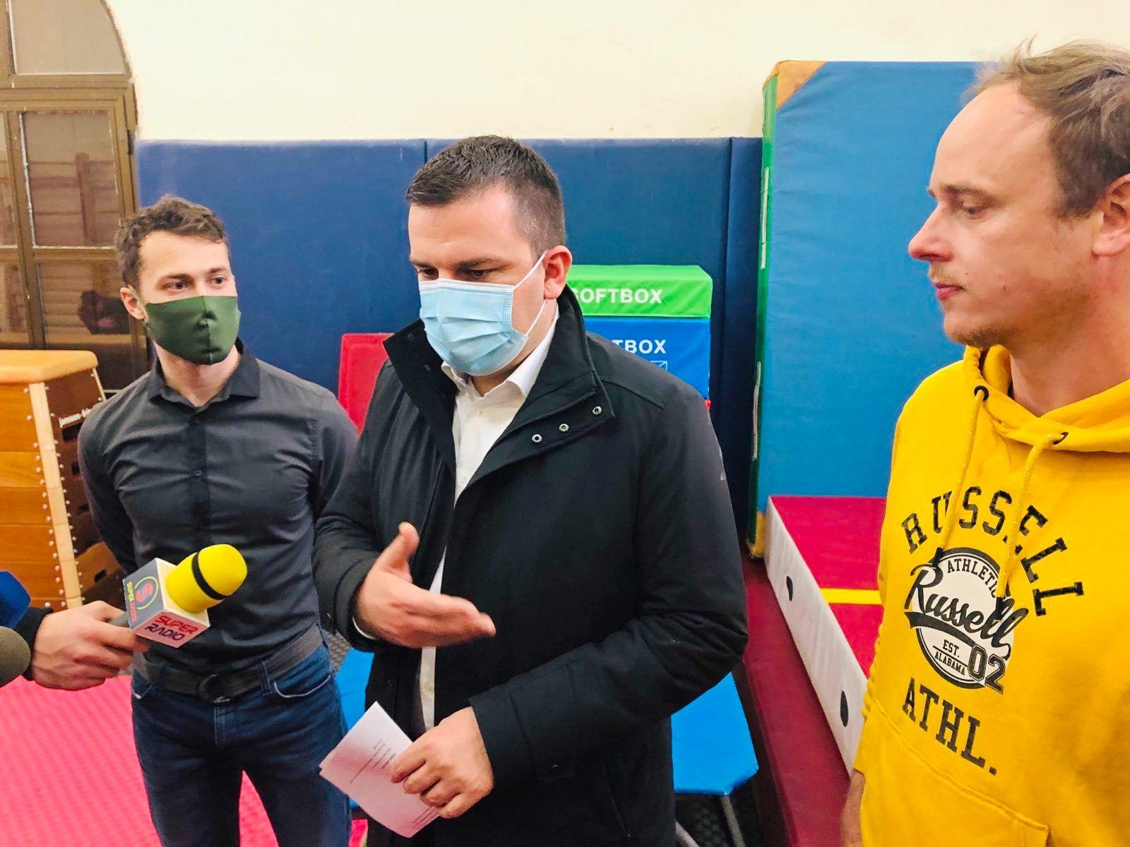 Bjelovar je nakon 50 godina ponovno dobio Gimnastički klub - Veliku podršku pruža Grad Bjelovar