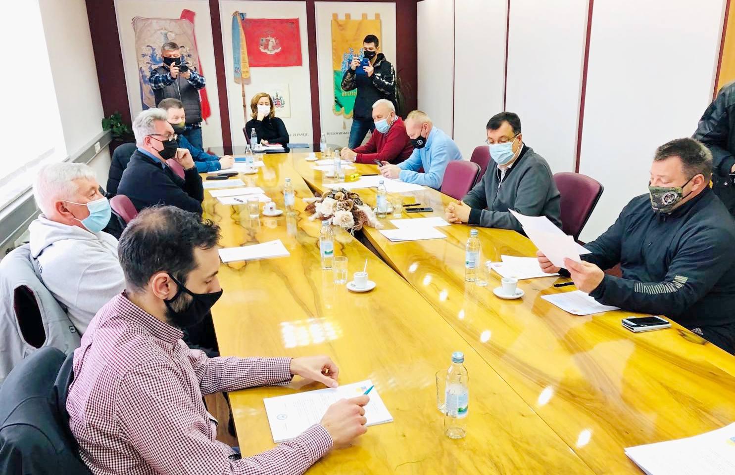 Župan Bajs: Bez obzira na pandemiju, Županija nije smanjivala sredstva za sport