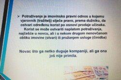 Županijska komora Bjelovar organizirala webinar 'Učinkovita naplata potraživanja'