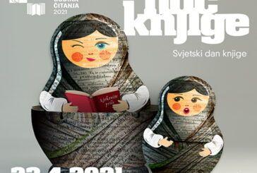 NOĆ KNJIGE 2021. obilježava Narodna knjižnica 'Petar Preradović' Bjelovar - Pogledajte program