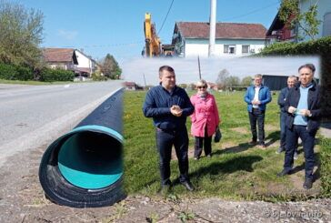 Krenuli radovi na odvodnji u Gudovcu u sklopu projekta Aglomeracije u Bjelovaru